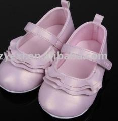 Les chaussures la chambre d'enfant