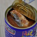 Delicious Canned Sardine Fish