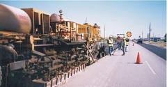 卡特勒路面再生重铺机组