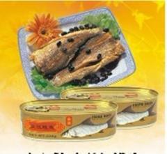 宝和牌鱼罐头