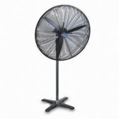 Fans, electric, portable, industrial