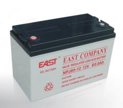Storage batteries portable lead-acid