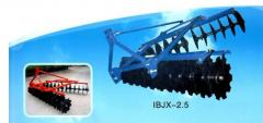 Knives for plow- cultivator