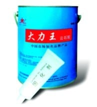 Materials for dust removal and strengthening of