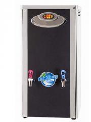 步进式双温节能开水器