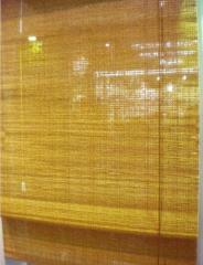 Roman bamboo jalousie
