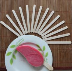 Best Wooden Ice Cream Stick