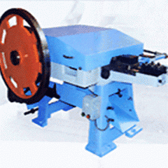 Automatic wire nails machine