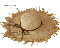 Straw hats