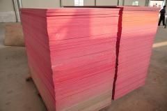 木塑建筑模板