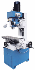 Drilling and milling unit