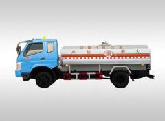 Fuel tanker trucks
