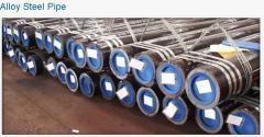High-temperature steel, alloys