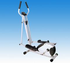 Elliptical training simulators
