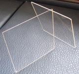 Flameproof Glass