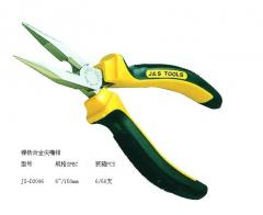 Flat-nose pliers for the electrician