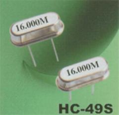 晶体谐振器