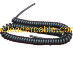 Spiral cable