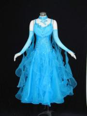 Clothes for ballroom dancing