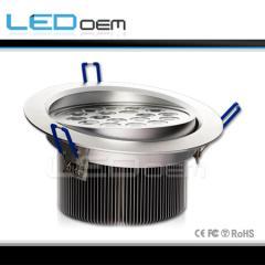 18W LED White Energy Saving Down Light Bulbs