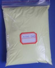 Rubber ingredients (Actor-TDDS, Accel-BF, Accel-808, Actor-512A)