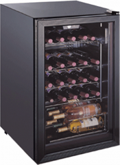 Cabinets-chillers for wine