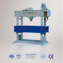 手动和电机操作液压压力机