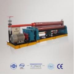 HSM3液压三辊卷板机
