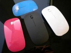 苹果超薄 2.4G无线鼠标