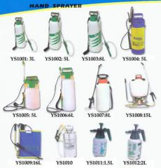 Sprayers for garden