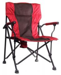 Oversized Garden Armchair With solid armrest