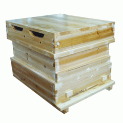 Boxes for bee packages