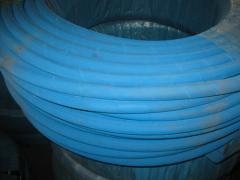 China Blue Color Hydraulic Hose