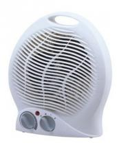 Fan heater, domestic