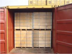 Wooden bin packing