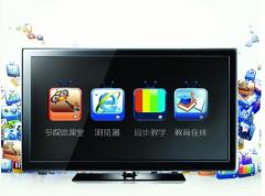 巨龙IP Touch 光学触摸LCD TV