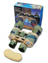 Tourist's binoculars