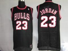 NBA Jersey Bulls North Jordan black#23