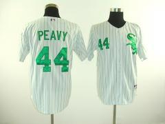 MLB Jersey WhiteSox Peavy white-green