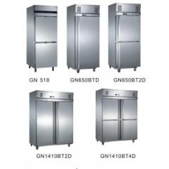 Bonnets for refrigerators