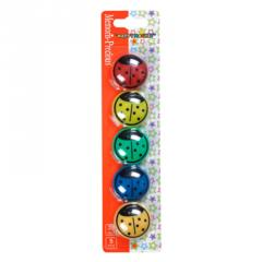 Magnetic buttons for clothes