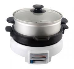 Steam saucepans