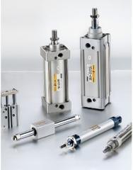 Pneumatic actuators