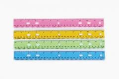 Stationery rulers