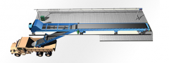 ZQD-100型高台移动式包装袋自动装车机