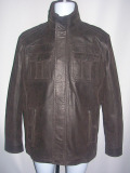 Men′s Leather Garment