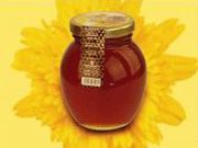 Honey with royal jelly