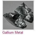 Commercial gallium