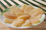Organic Crystallized Ginger Slice