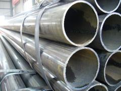 Welded steel pipes